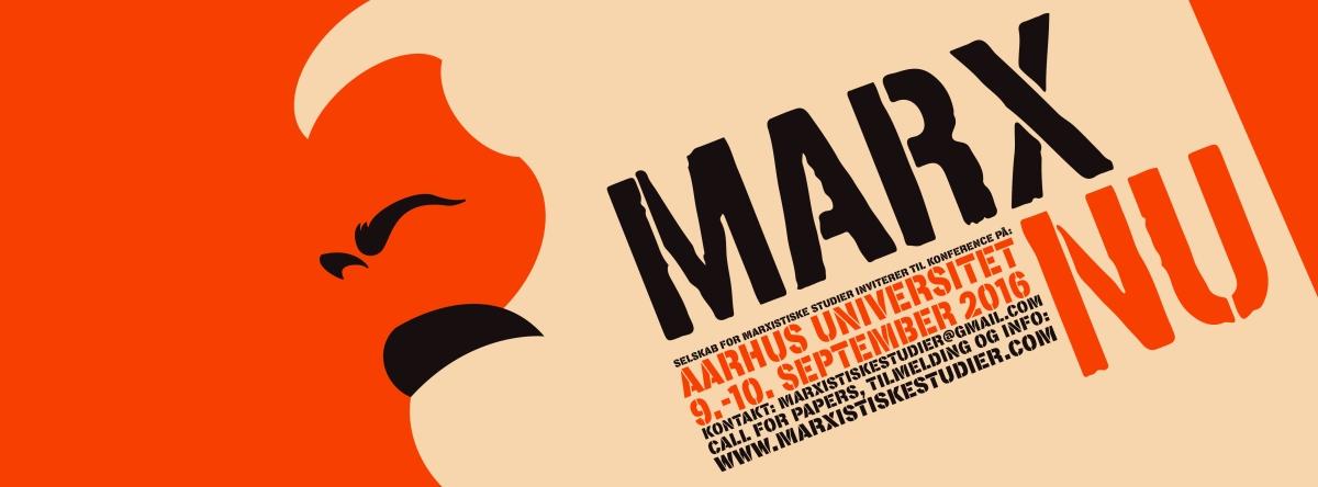 Beretning fra Marx Nu!2016