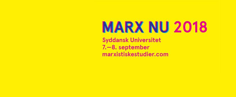 Marx Nu! 2018program