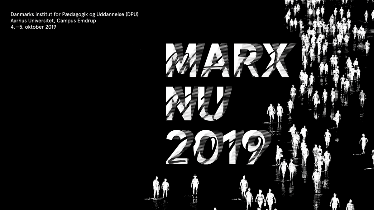 Call for Papers: Marx Nu! 2019